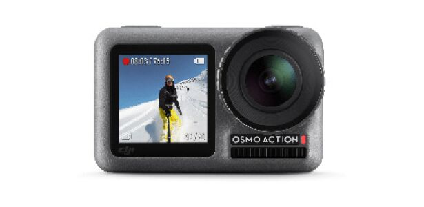 DJI Osmo Action and Accessories