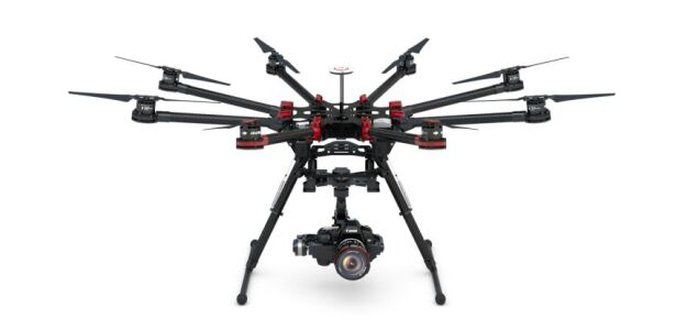 DJI Spreading Wings and Accessories