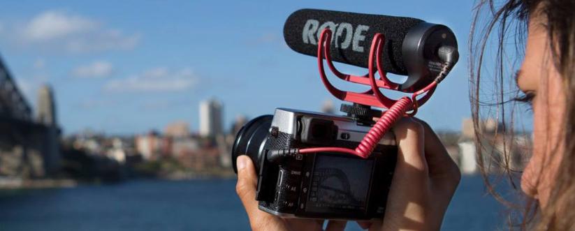 Rode mikrofonid ametlik partner Prokaamera.ee