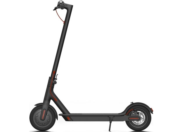 Elektriline tõukeratas Xiaomi Mi Electric Scooter - Must